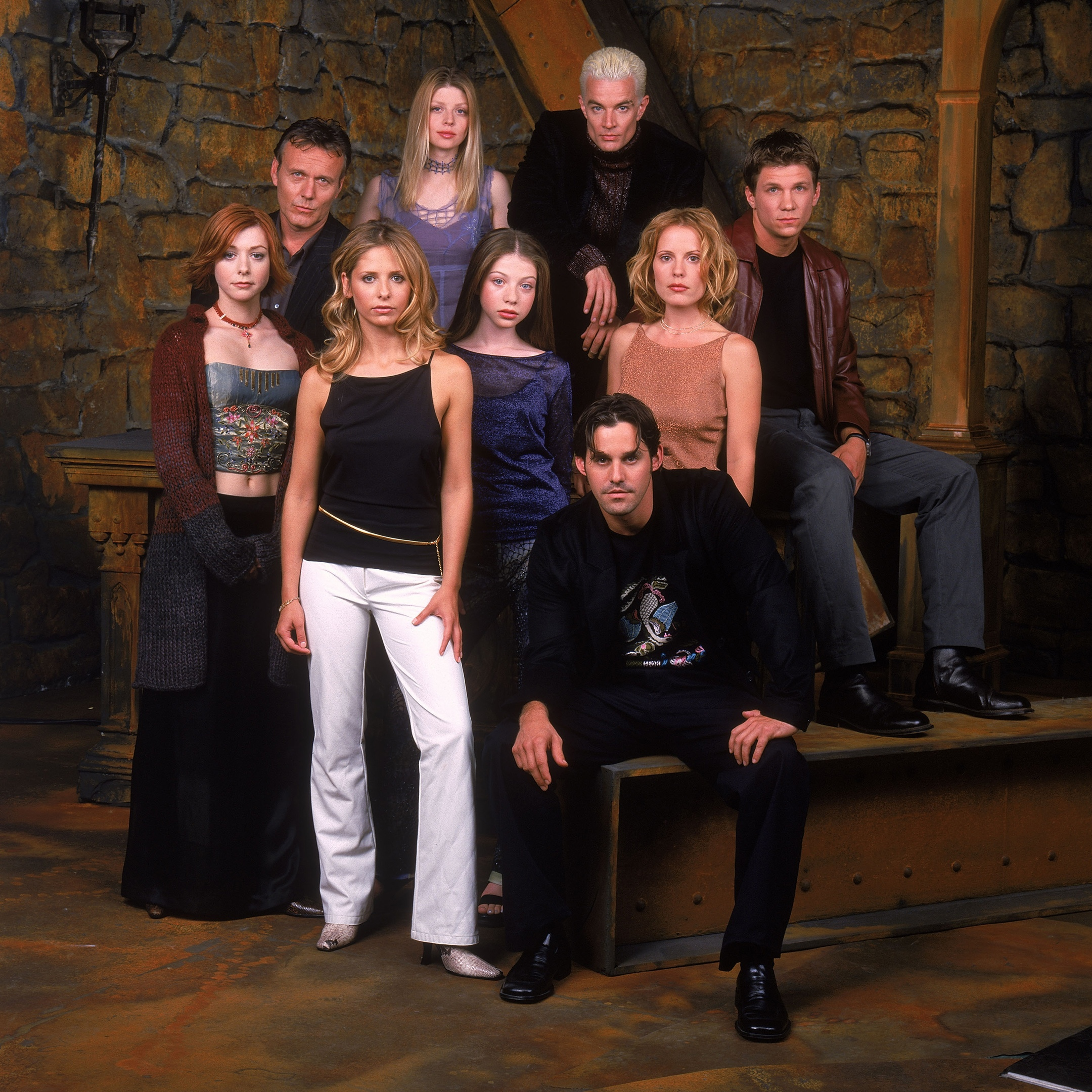 buffy season 5 cast