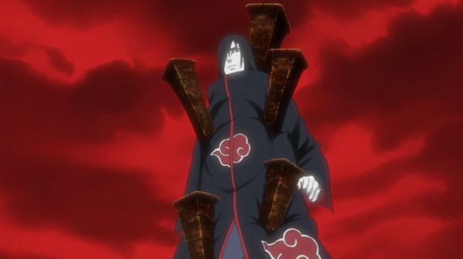 lịch sử và lý lịch của orochimaru 653px-Orochimaru_Caught_In_The_Shackling_Stakes