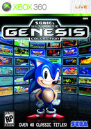 Sonic&#39;s Ultimate Genesis Collection (360)