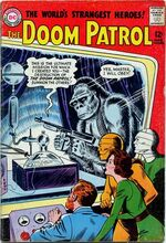 Doom Patrol Vol 1 86
