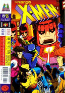 X-Men The Manga Vol 1 26