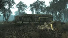 Trapper&#39;s Shack