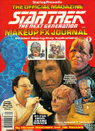 Starlog Star Trek Magazine Makeup FX Journal