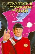 The Wrath of Khan issue 3 cover RI
