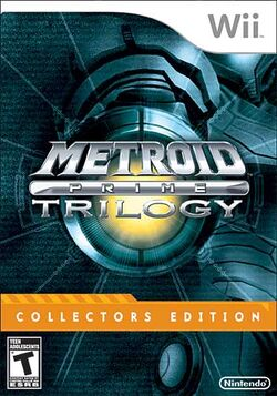 Metroid Prime Trilogy (NA)