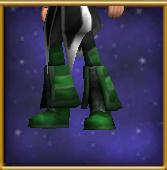 Boots of the fae