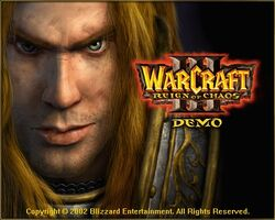 Warcraft III Demo