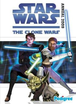 The Clone Wars Annual 2009