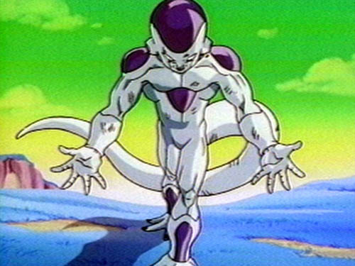 The Changelings Frieza5