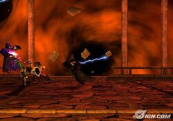Mortal kombat shaolin monks El Portal