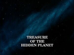 Treasure of the Hidden Planet opening titles