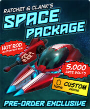 Space package