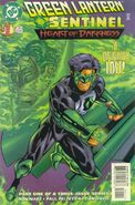 Green Lantern - Sentinel - Heart of Darkness Vol 1 1