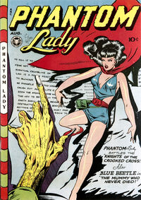 Phantom Lady (Fox) Vol 1 13