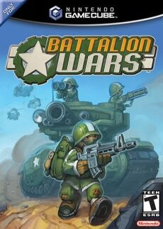 Battalion Wars (NA)
