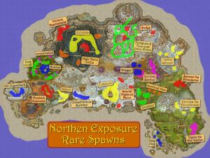 Northern Exposure Rare Spawns