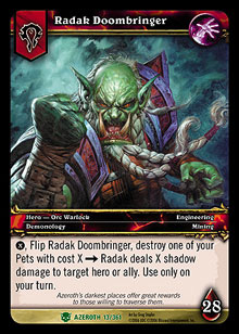Radak Doombringer