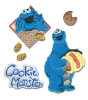 Scrapbook-Sticker-Cookie