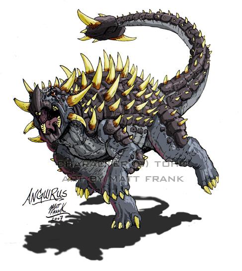 Godzilla Neo parte 1