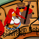 Spider stompin&#39; bob