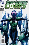 Green Lantern Corps Vol 2 2