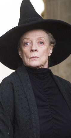 Mcgonagall headshot