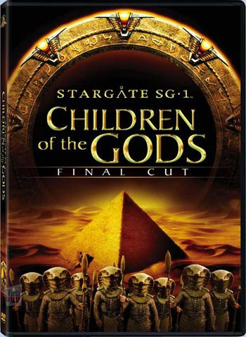 Stargate SG-1: Children of the Gods movie
