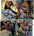 Death of Hawkgirl 01