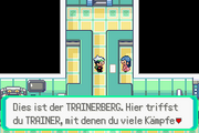 Pokemon Smaragd - Trainerberg