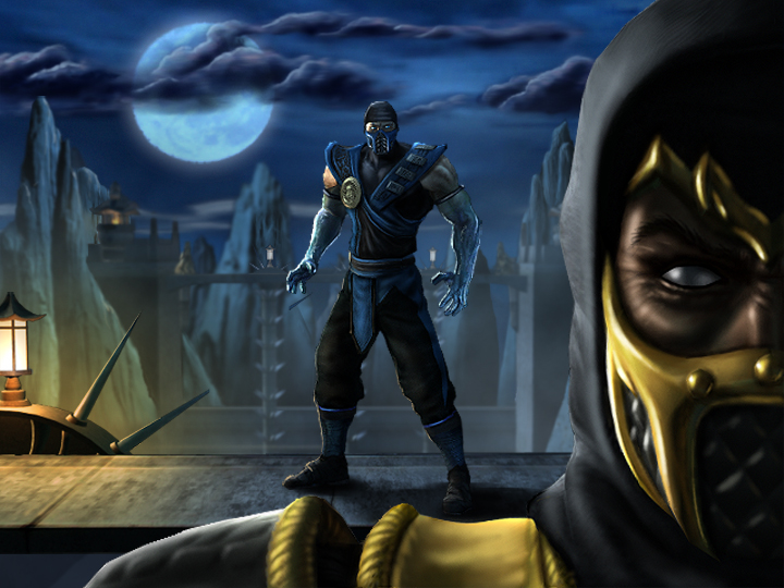 Tributo a Scorpion (Mortal Kombat)