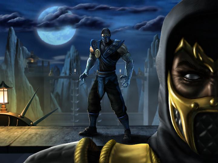 Mortal Kombat : Sub Zero