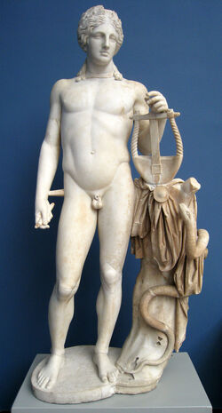 Apollo glyptotek