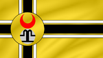 The Golden Horde Flag