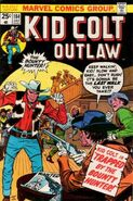 Kid Colt Outlaw Vol 1 184
