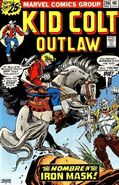 Kid Colt Outlaw Vol 1 206