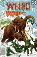 Weird War Tales Vol 1 74