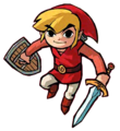 Red Link (Four Swords)