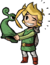 Link Artwork 1 (The Minish Cap)