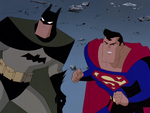 Batman and Superman first team up