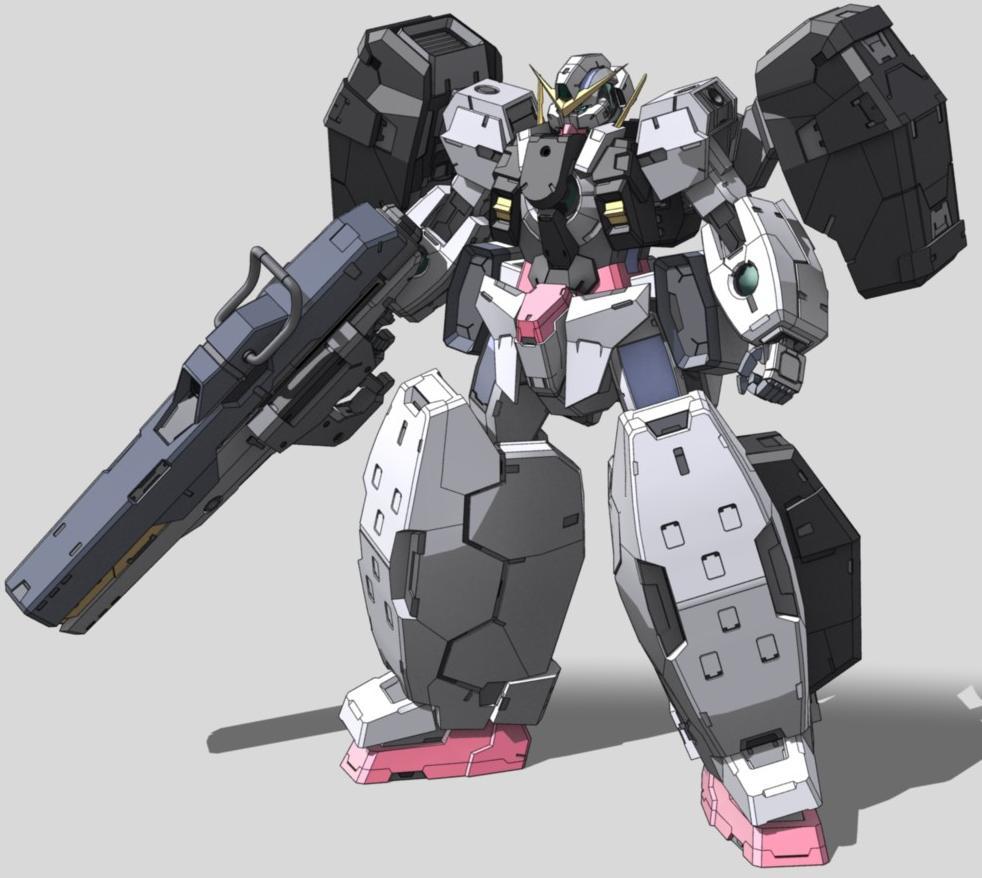 Your Favorite Gundam 20090808200951!GN-005_Gundam_Virtue