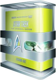 TOS-R Staffel 1 HD-DVD