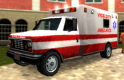 Ambulance-GTAVCS-front
