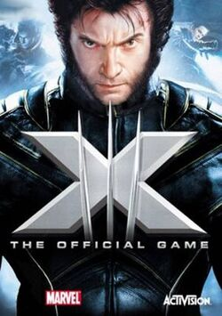 X-Men The Official Game