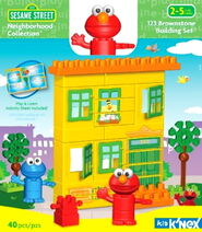 Sesame_Street_K'nex#Neighborhood_Collection