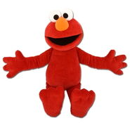 Sesame Street plush (Gund)