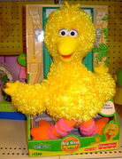 Fpbigbird-puppet