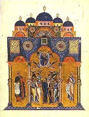 Church of the Holy Apostles in Constantinople