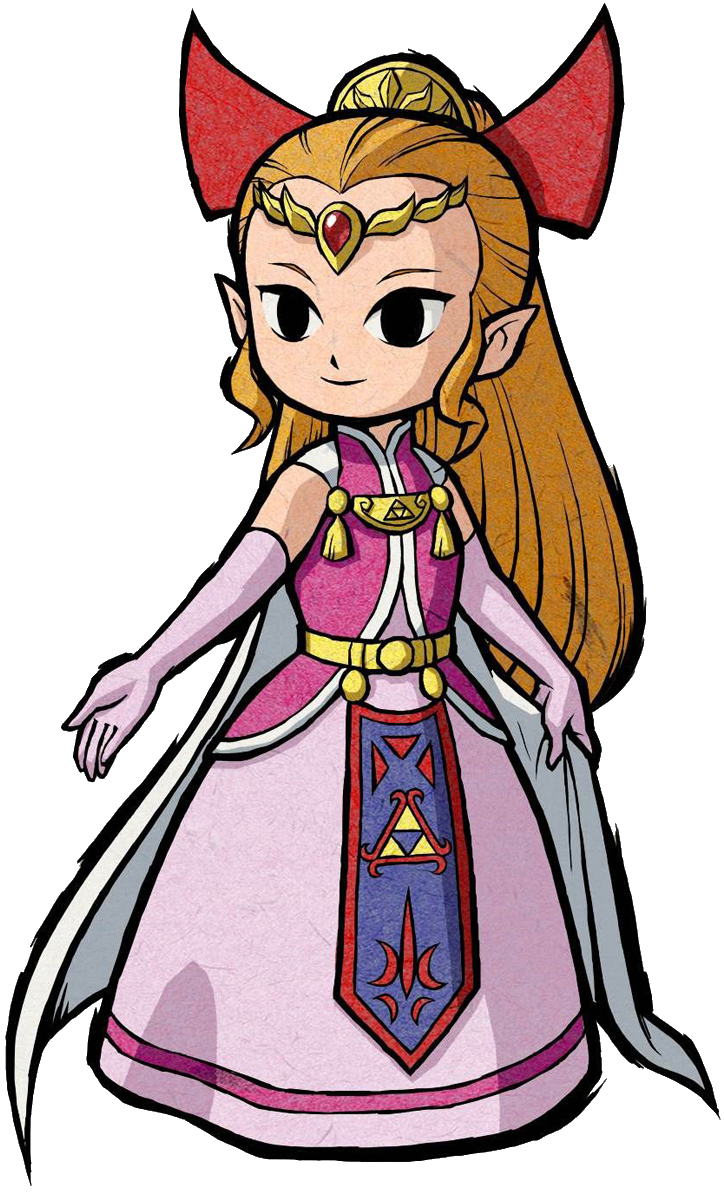 Princess zelda zeldapedia the legend of zelda wiki - La princesse zelda ...
