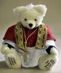 Pope Benedict XVI Bear