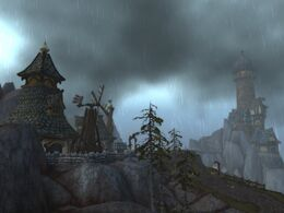 Cataclysm Gilneas - Lighthouse